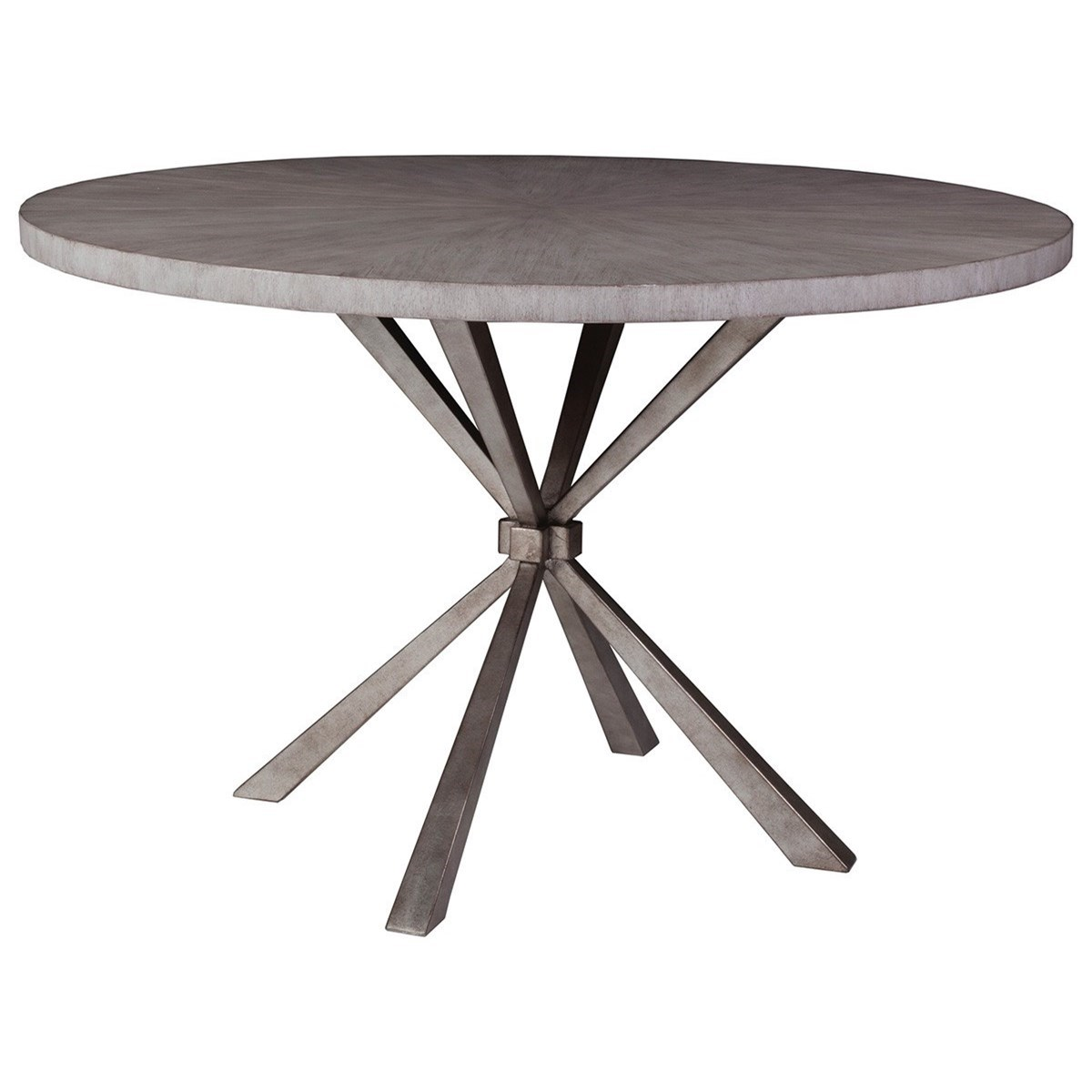 Artistica Iteration Round Dining Table - Item Number: 2085-870C