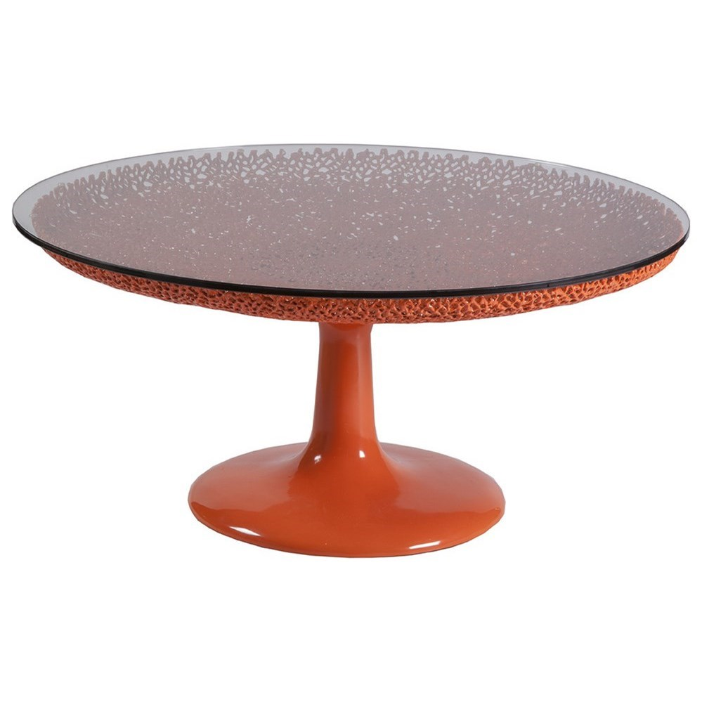 Seascape Round Cocktail Table