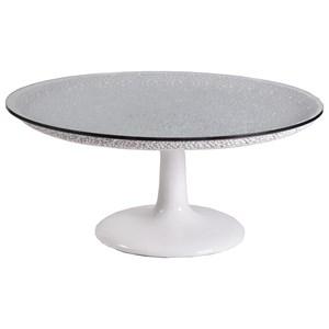Artistica Seascape Seascape Round Cocktail Table