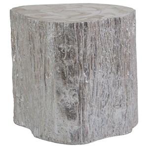 Artistica Trunk Segment Trunk Segment Side Table