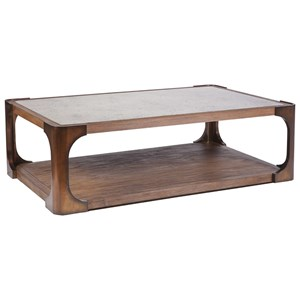Artistica Tuco Tuco Rectangular Cocktail Table