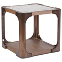 Artistica Tuco Tuco Square End Table - Item Number: 2046-957