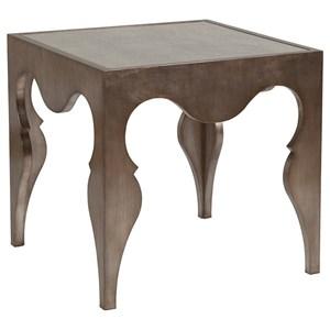 Artistica Van Cleef 2059 Van Cleef Square End Table