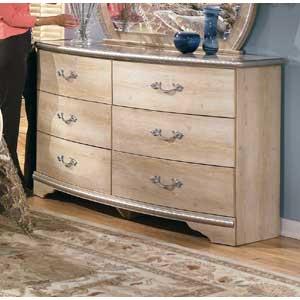 Signature Design by Ashley Furniture Luxuriance Dresser