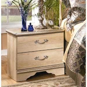 Signature Design by Ashley Furniture Luxuriance Nightstand