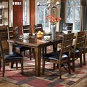 Signature Design by Ashley Larchmont Extension Table - Item Number: D442-45