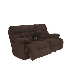 Ashley Furniture Overly Dbl Recl Loveseat w/Console