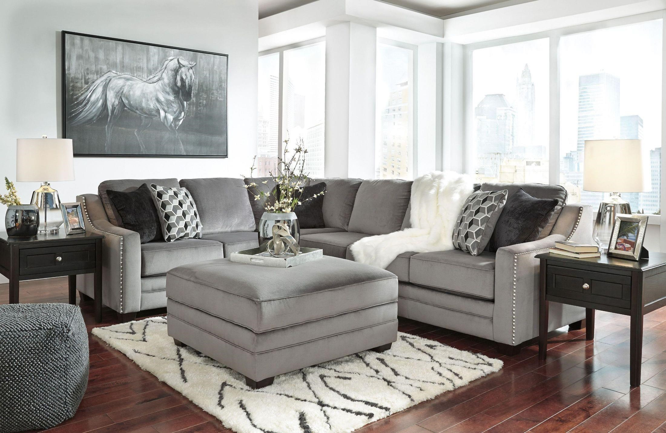 Ashley Furniture Bicknell Sectional Boulevard Home