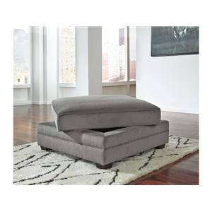 Ashley Furniture Bicknell Ottoman With Storage