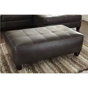 Ashley Furniture Nokomis Oversized Accent Ottoman