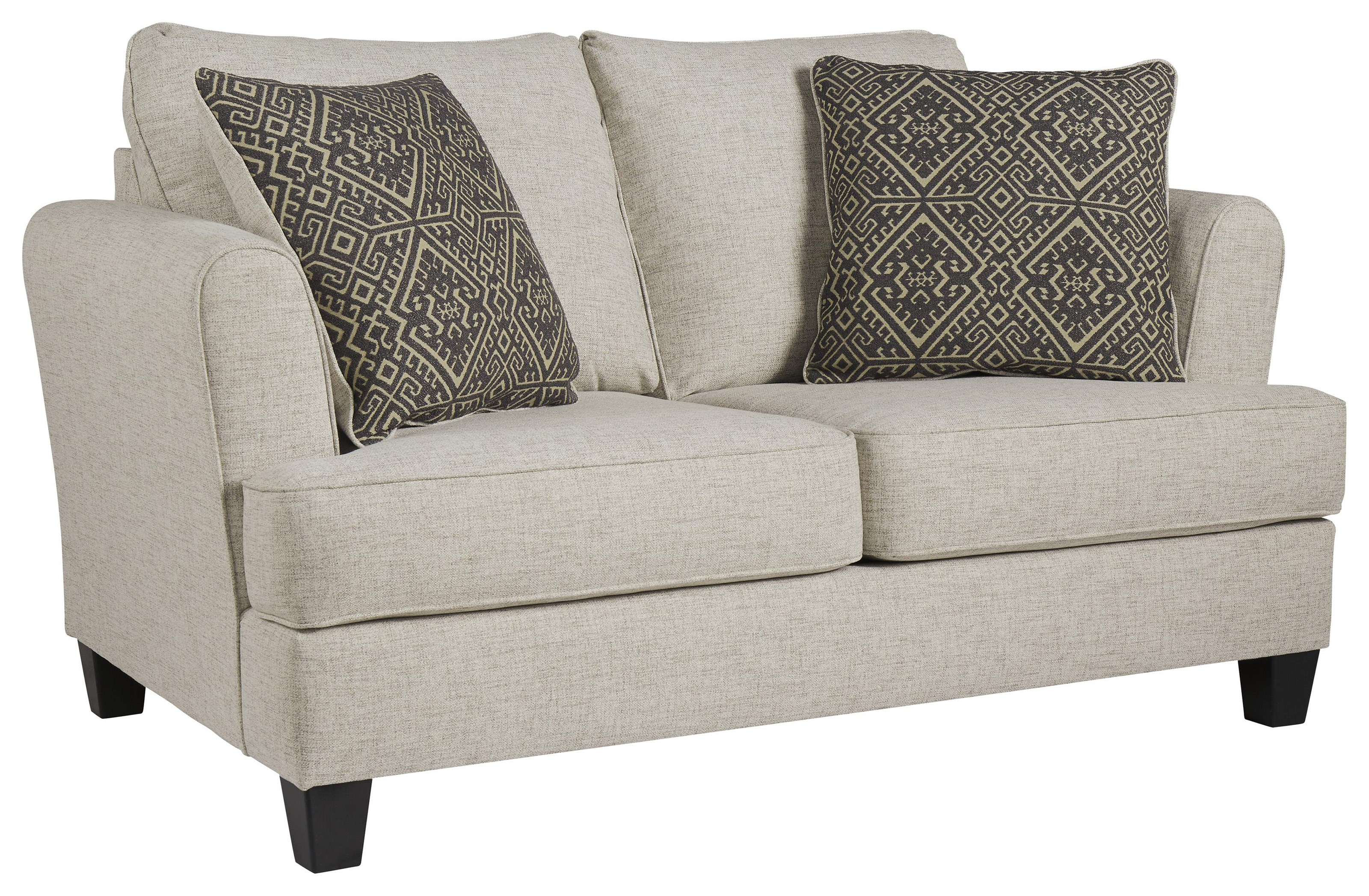Alcona Loveseat by Ashley Furniture at Furniture and ApplianceMart