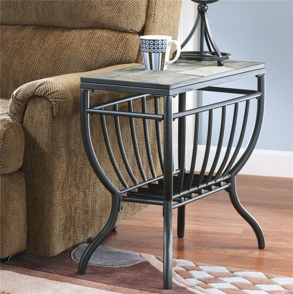 Signature Design by Ashley Antigo Chairside End Table - Item Number: T233-7