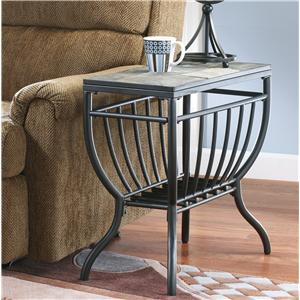 Ashley (Signature Design) Antigo Chairside End Table