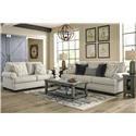 Ashley Furniture Antonlini Sofa and Loveseat Set - Item Number: 121321246