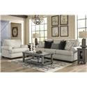Ashley Furniture Antonlini Sofa and Chair Set - Item Number: 126321241