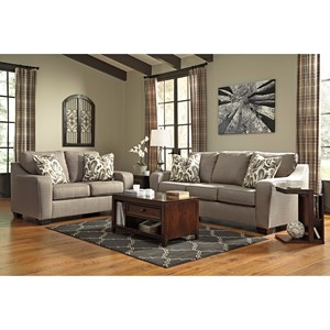 Ashley Furniture Arietta Stationary Living Room Group