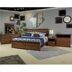 Ashley Furniture Burminson King Panel Headboard