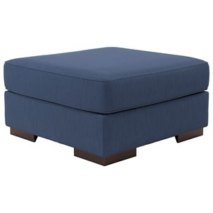 Ashley Furniture Bantry Nuvella Oversized Accent Ottoman