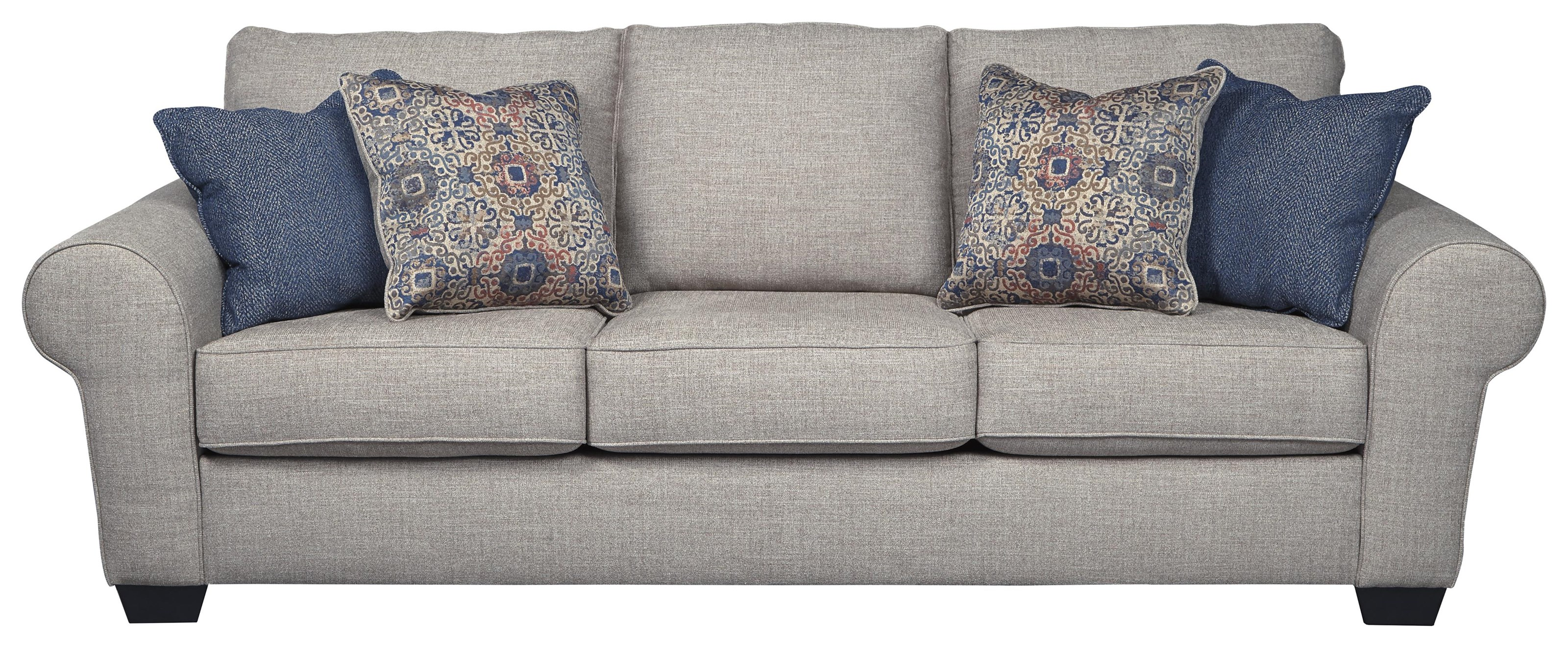 Ashley Furniture Belcampo 1340538 Sofa In Jute Fabric