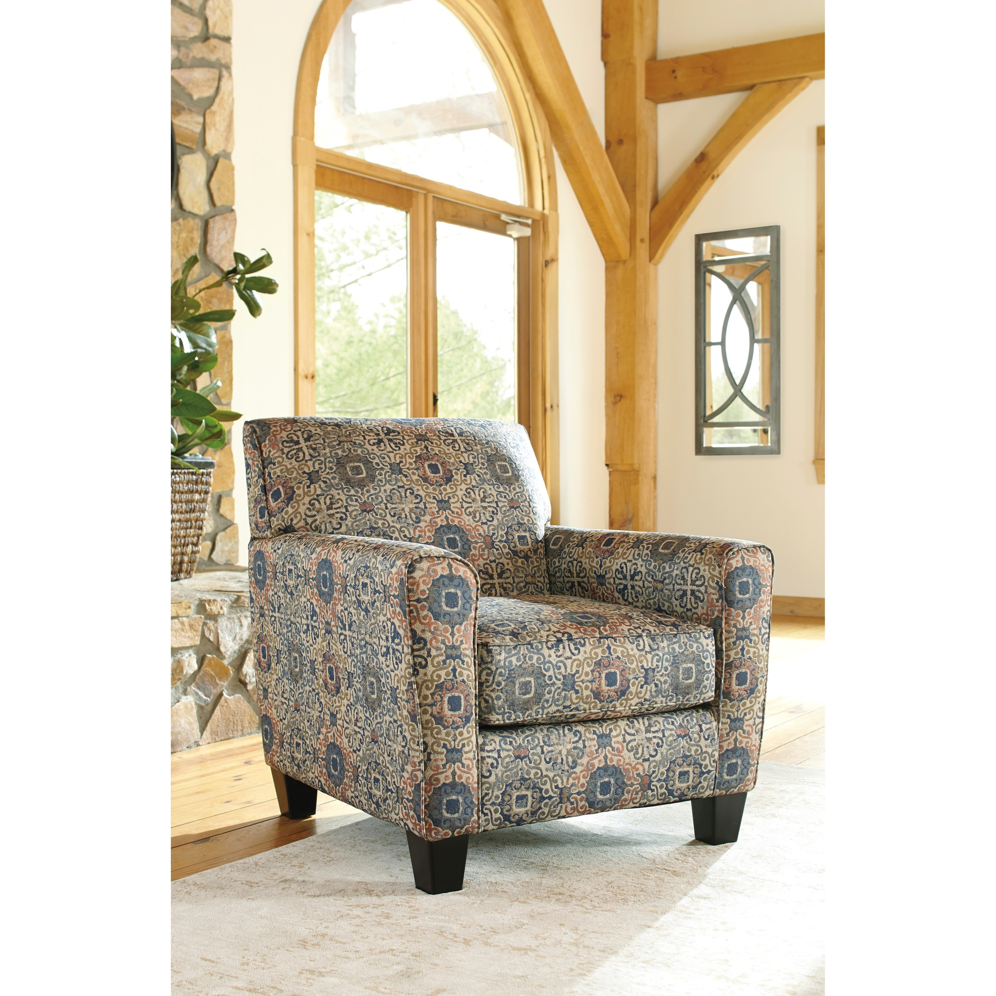 Ashley Furniture Outlet Wausau: Ashley Furniture Belcampo 1340521 Accent Chair With