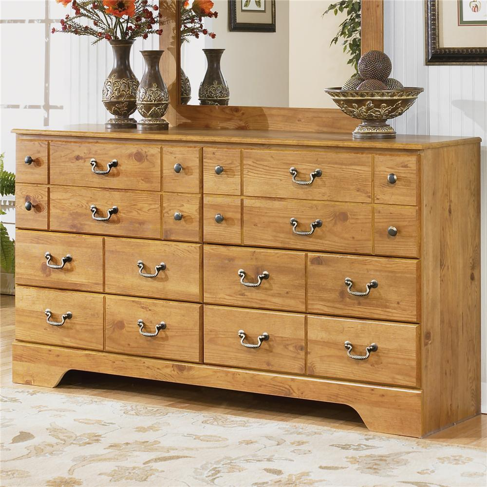 Signature Design by Ashley Bittersweet 6 Drawer Dresser - Item Number: B21931-BS