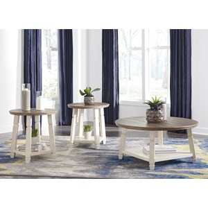 Signature Design by Ashley Bolanbrook Occasional Table Group