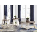 Signature Design Bolanbrook Occasional Table Group - Item Number: T377-13