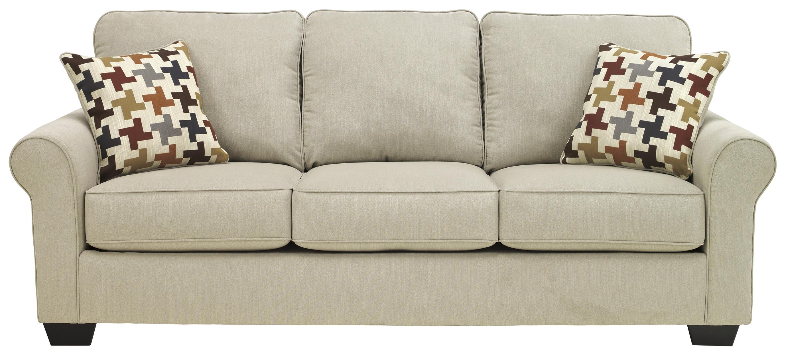 Ashley Furniture Caci Queen Sofa Sleeper - Item Number: 8820239