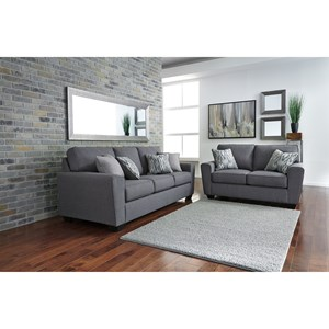 Ashley Furniture Calion Stationary Living Room Group