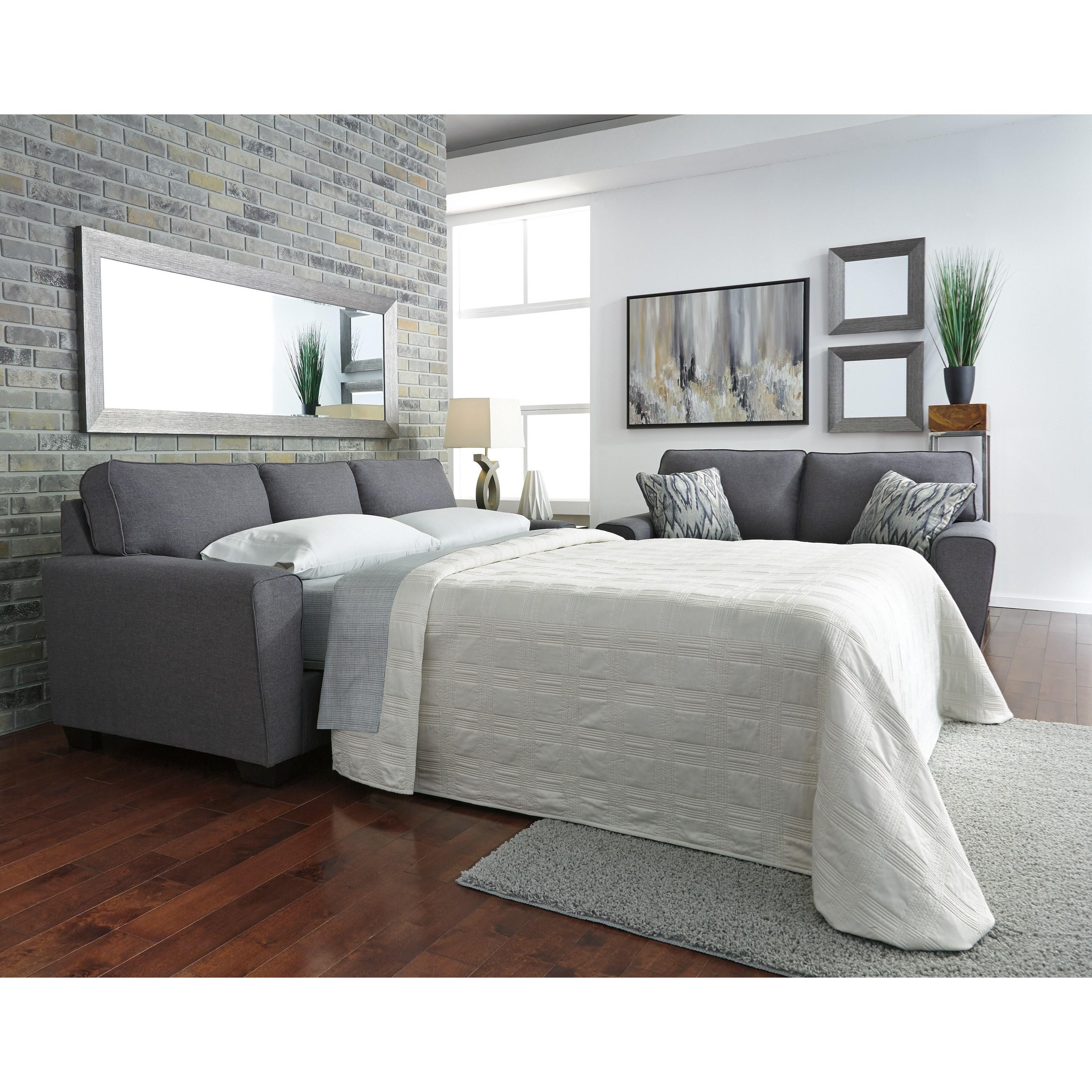 Ashley Furniture Calion 2070239 Contemporary Queen Sofa