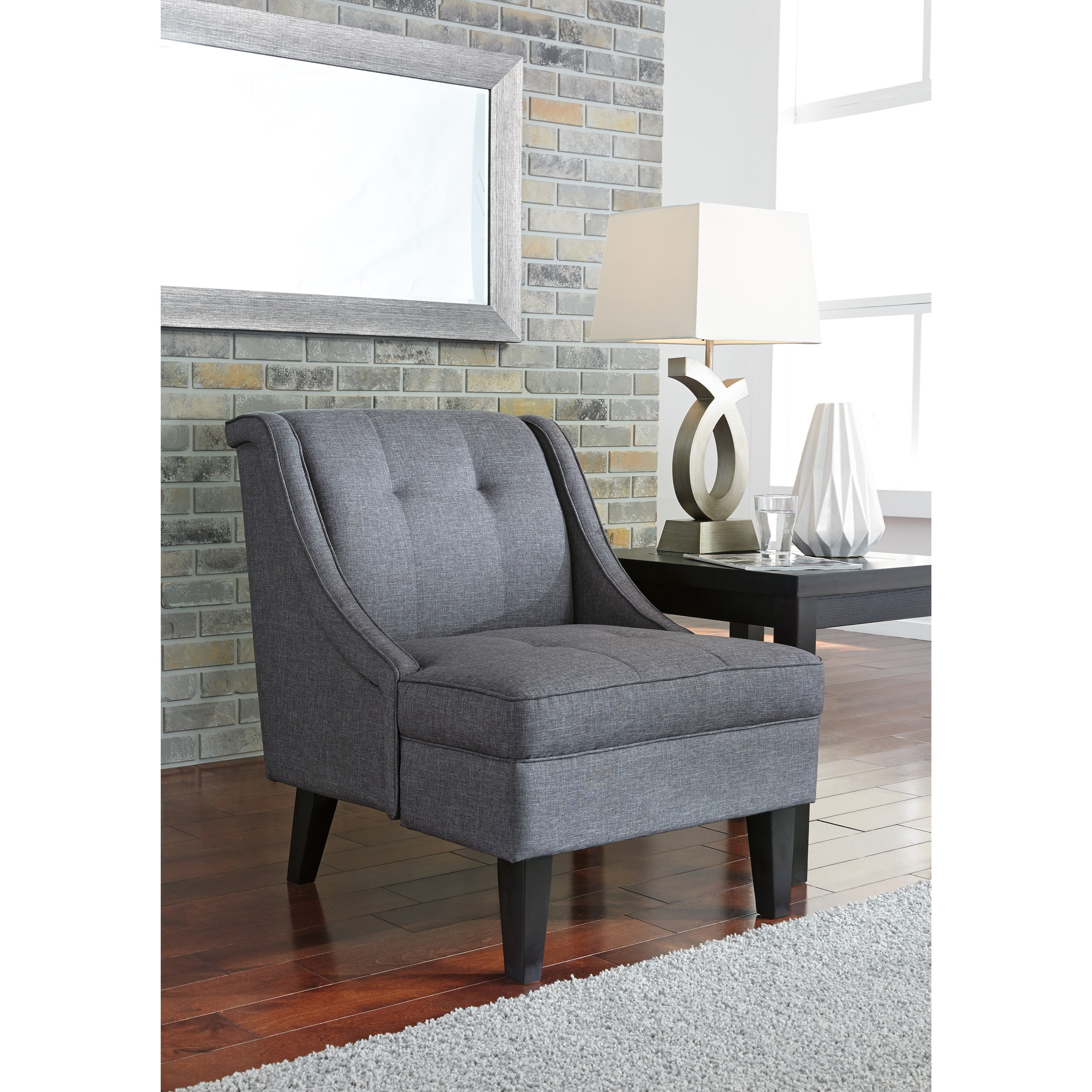Ashley Furniture Outlet Wausau: Ashley Furniture Calion 2070260 Accent Chair With Button