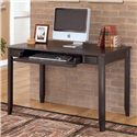 Signature Design by Ashley Carlyle Small Leg Desk - Item Number: H371-10