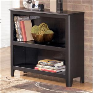 Ashley Signature Design Carlyle Small Bookcase