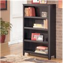 Signature Design by Ashley Carlyle Medium Bookcase - Item Number: H371-16
