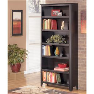 Signature Design by Ashley Furniture Carlyle Large Bookcase