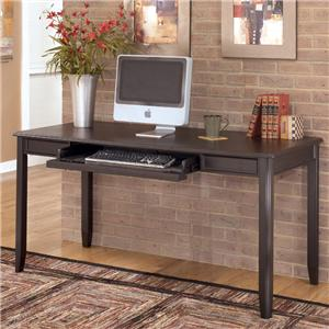 Signature Design by Ashley Carlyle Large Leg Desk