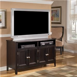 Signature Design by Ashley Carlyle 50 Inch TV Stand