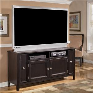 Signature Design by Ashley Furniture Carlyle 60 Inch TV Stand