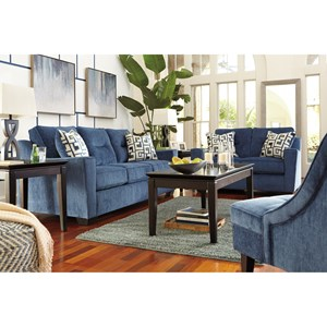 Perfect Stationary Living Room Group