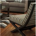Ashley Furniture Corley Armless Accent Chair