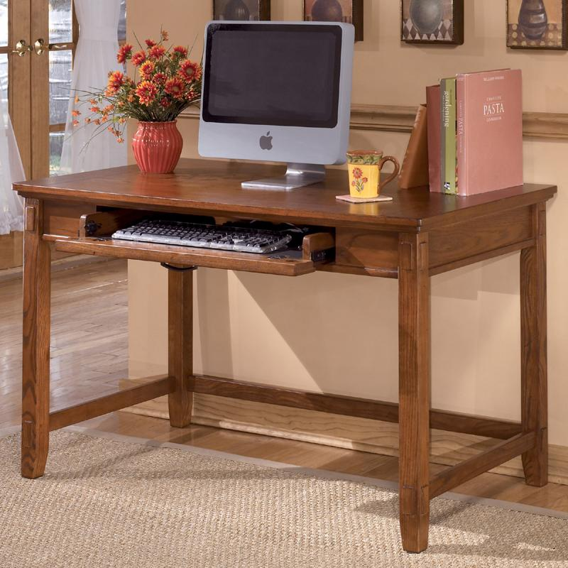 Ashley Furniture Cross Island Small Leg Desk - Item Number: H319-10
