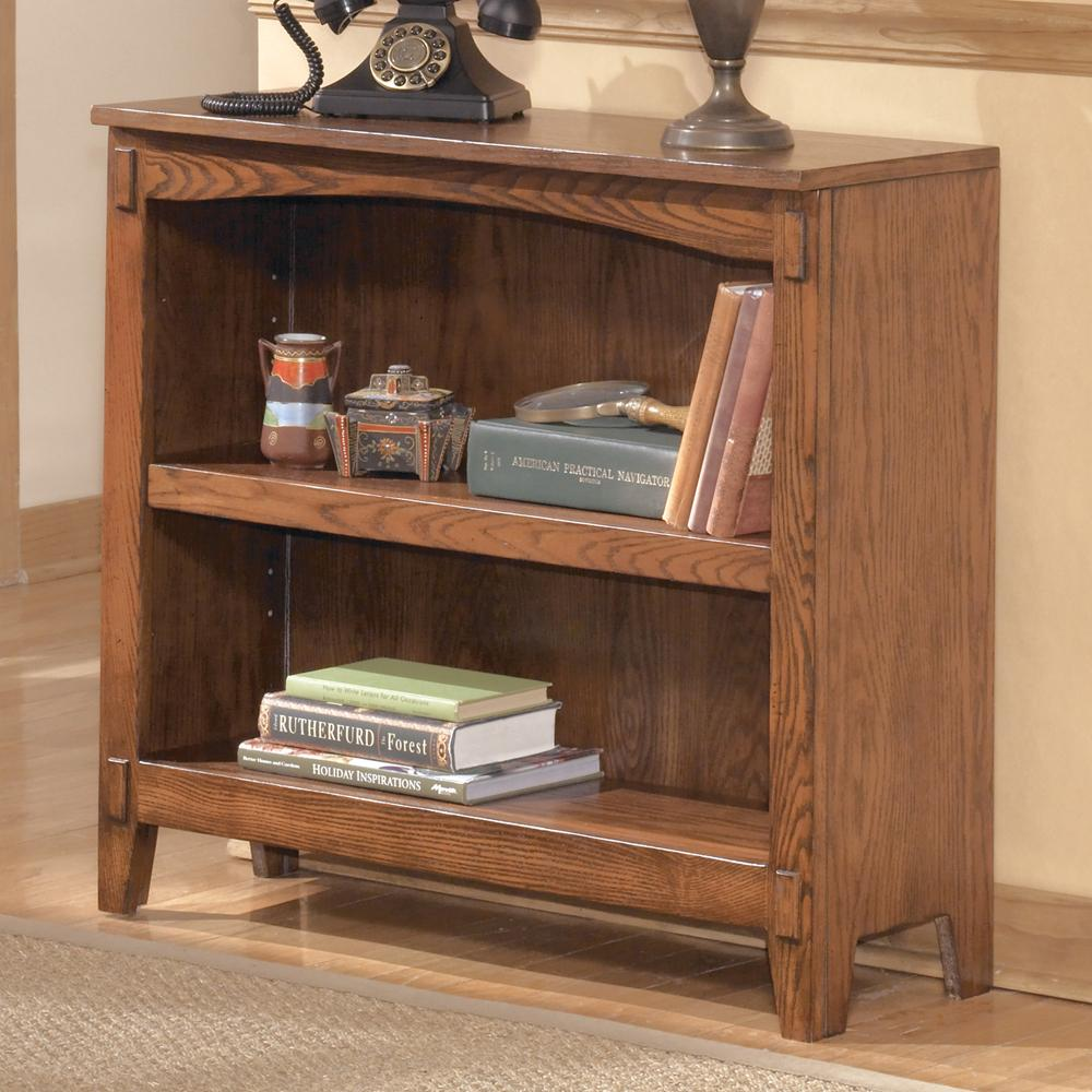 Ashley Furniture Cross Island Small Bookcase - Item Number: H319-15
