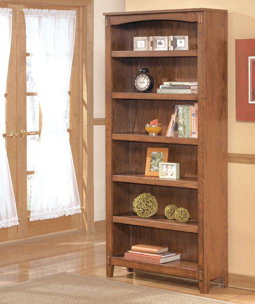 Ashley Furniture Cross Island Large Bookcase - Item Number: H319-17