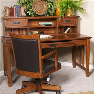 Large Leg Desk and Low Hutch
