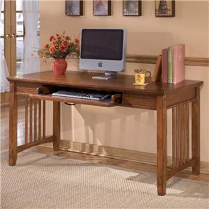 Ashley Furniture Block Island Large Leg Desk