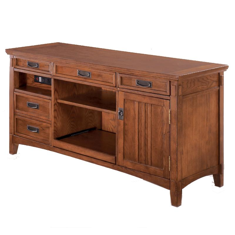 Ashley Furniture Cross Island Large Credenza - Item Number: H319-46