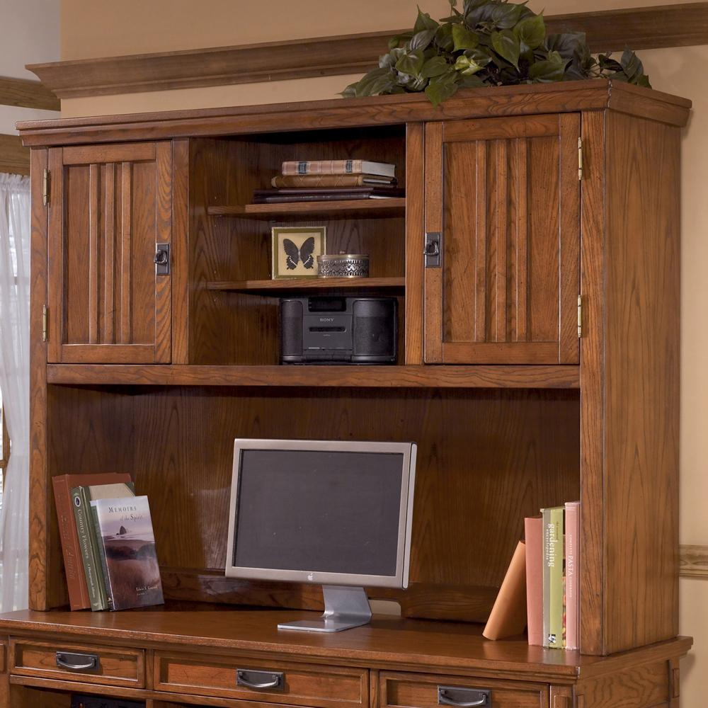 Ashley Furniture Cross Island 2 Door Mission Hutch With 3 Shelves   AHFA    Hutch Dealer Locator