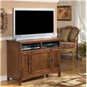 Ashley Furniture Cross Island 42 Inch TV Stand - Item Number: W319-18