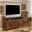Ashley Furniture Cross Island 50 Inch TV Stand - Item Number: W319-28