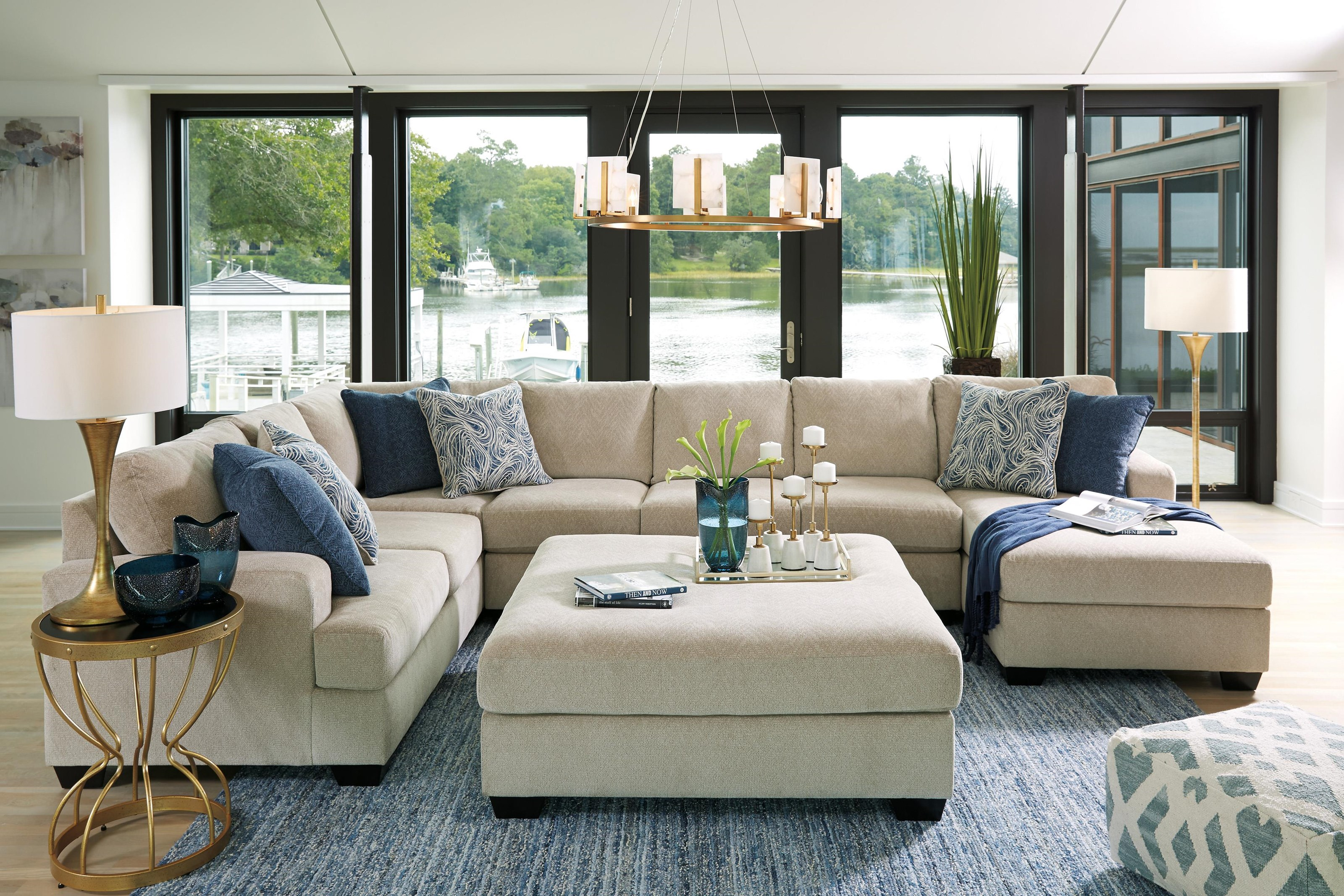 Enola  Enola Sectional Sofa at Morris Home